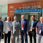Dr Tamer at international Conventions with Leaders of Bariatric Surgery